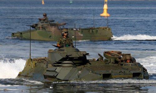 Deep-Attack Amphibious Combat Vehicle: The Marines Secret Weapon?