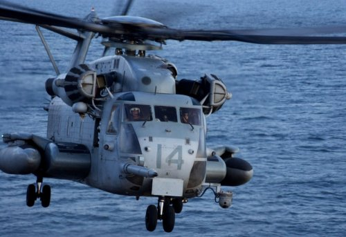 The U.S. Navy Welcomes the Future with Robot Helicopters
