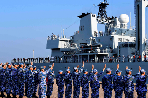 Could China Catch America's Military Off-Guard with an Attack?