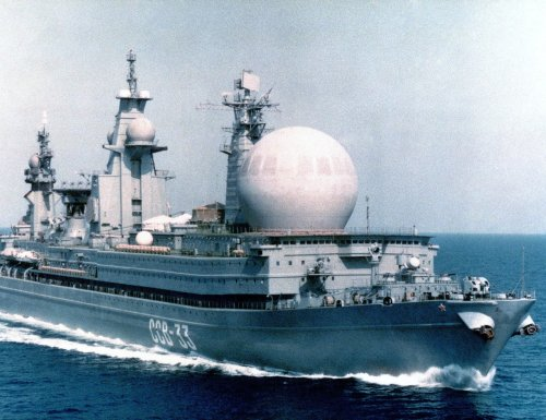 This Russian Spy Ship Might the Worst Thing Ever to Set Sail