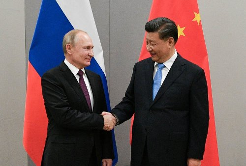 Deter Russia in Ukraine and Avoid a Sino-Russian Dual Alliance