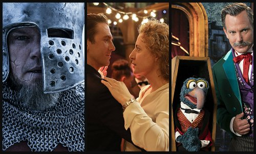Movies: Ridley Scott's newest, a gem from Germany, and a Muppets take on Halloween
