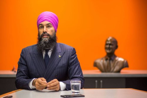 Jagmeet Singh needs to get serious about climate change