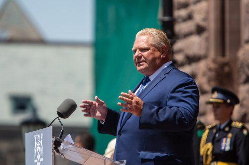 Ford government's sweeping Bill 197 heads to court