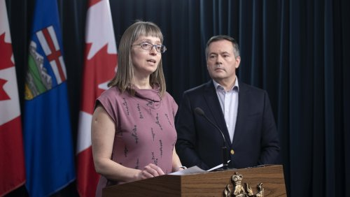 Alberta's chief medical officer may be left to pay the COVID piper