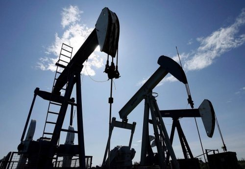 Canada's crude oil production going gangbusters