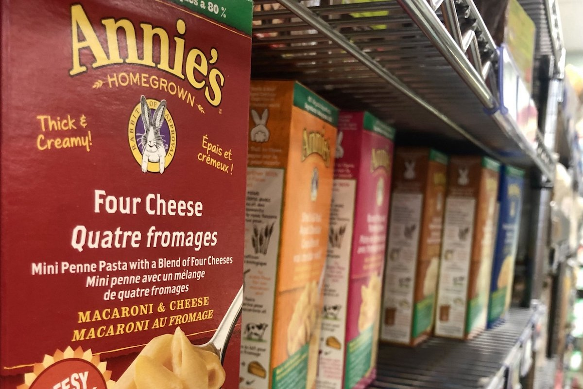 Your mac and cheese will be getting safer — if you can afford it