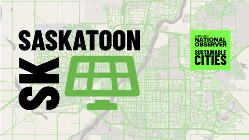 Saskatoon sees bright future in solar energy