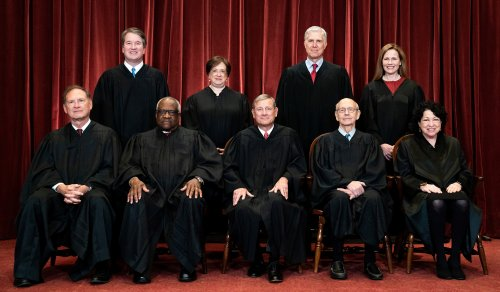The 'Keep Nine' Amendment Can Save the Supreme Court | National Review