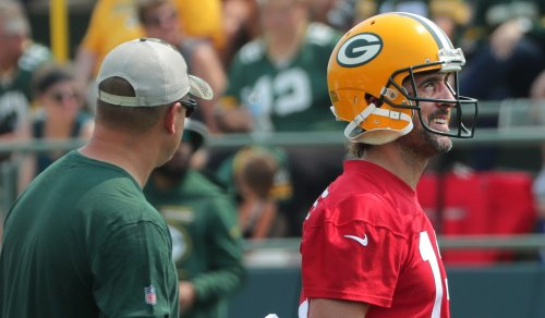 Rodgers's Recalcitrant Return to Lambeau   National Review
