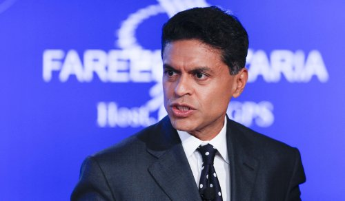 Fareed Zakaria's Bad Middle East Advice, 20 Years Later   National Review