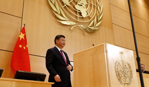Fifty Years of Chinese Subversion at the U.N. | National Review