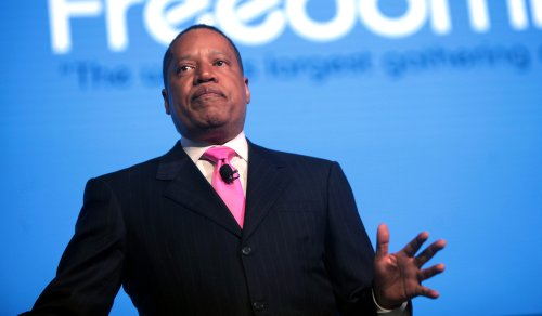 Larry Elder Is Heating Up the California Recall Vote   National Review