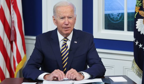 New Poll Shows 56 Percent of Americans Lack Confidence in Biden's Immigration Policy | National Review