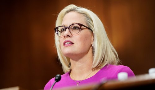 Sinema Comes Out against $3.5 Trillion Partisan Spending Plan | National Review