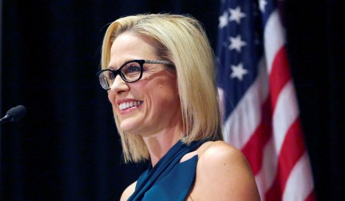 Senator Sinema to Nancy Pelosi: Break Your Word on Infrastructure, and I'm Out | National Review