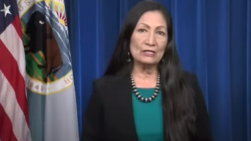 Interior Sec. Haaland Announces Federal Indian Boarding School Initiative to Shed Light on the Dark History of the Boarding School System
