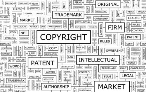Intellectual Property, Patent, Trademark and Copyright Law News - cover