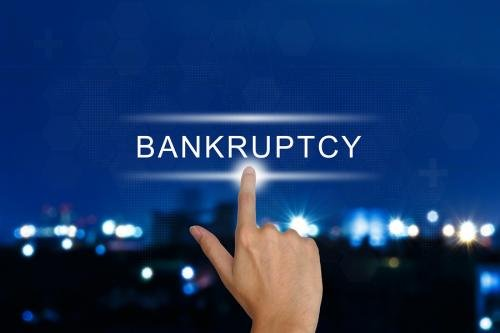 Weekly Bankruptcy Alert: For the week ending April 18, 2021