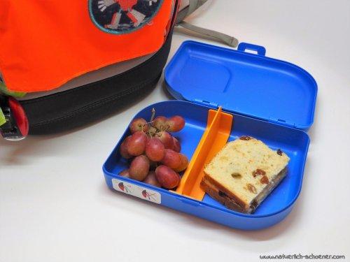Nana Brotbox von Ajaa: Eine nachhaltige Brotdose aus Biokunststoff