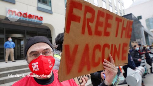 It's time to consider a patent reprieve for COVID vaccines