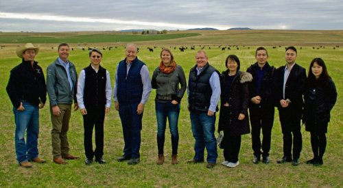 MSGA Welcomes Taiwan Delegation to Hahn Ranch to Discuss Opportunities for Montana Beef Producers