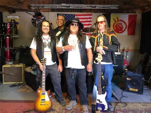 Native American blues band wants us to 'Pray for our Planet'