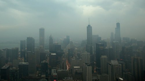 'Strong Autumn Storm' to Hit Chicago Area Sunday and Monday, Officials Warn