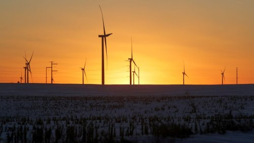 The U.S. Added More New Energy Capacity From Wind Than Any Other Source Last Year