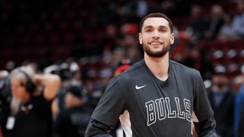 Bulls Talk Podcast: Zach LaVine Interview on Olympics, Extension