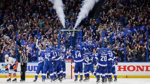 Tampa Bay Lightning Defeat New York Islanders, Advance to 2021 Stanley Cup Final