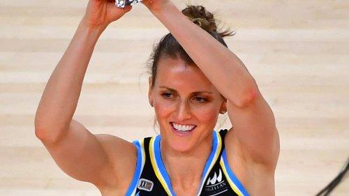 WNBA All-Star: Sky's Allie Quigley Wins Third 3-Point Contest
