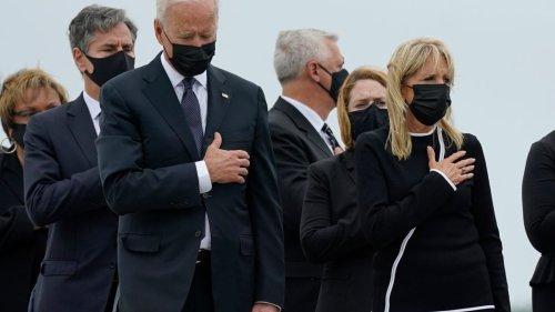 Now President, Biden to Mark 9/11 Rite Amid New Terror Fear