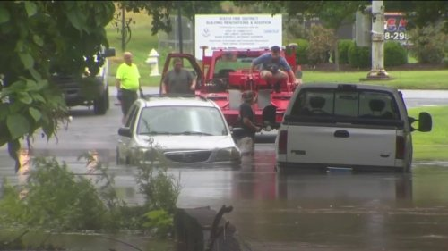 Middlesex County Projected To See Worsening Flood Events