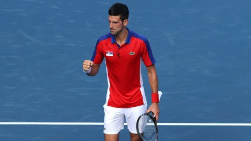World No. 1 Novak Djokovic Advances to Round 3 at Tokyo Olympics