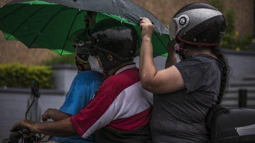 Rick Becomes Hurricane Off Mexico's Pacific Coast