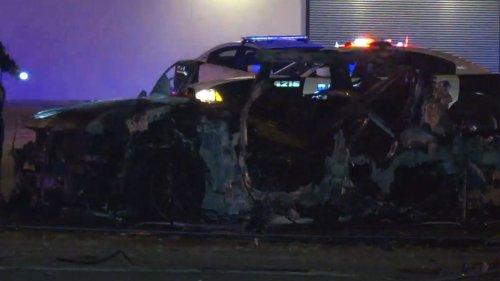 3 Dead, 2 Injured in West Dallas Crash