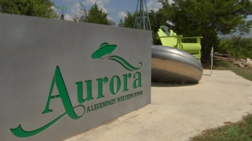 'Not of This World,' Mystery of Reported Alien Crash Lives on in Aurora
