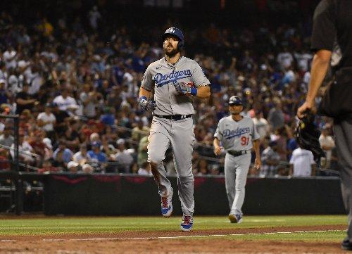 Steven Souza, Dodgers Hand D-backs Record 15th Straight Loss 3-0