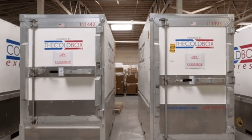 See Inside the Warehouse Where LA County Stores and Distributes the COVID-19 Vaccines