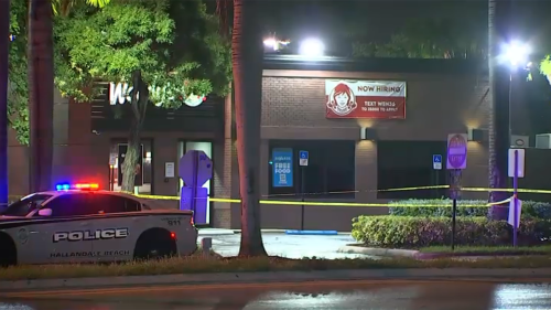 3 People Killed Outside Hallandale Beach Fast Food Restaurant: Police