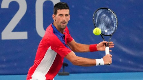 Djokovic to Play for Bronze Medal in Tokyo After Loss to Zverev