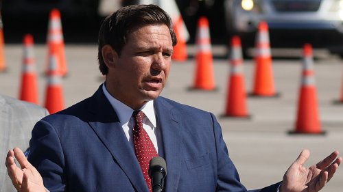 DeSantis Holding Roundtable With Hospital CEOs Amid Florida COVID-19 Spike