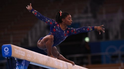 6 to Watch: Simone Biles in First Final, Women's Soccer, USA Softball Gold Medal Match and More