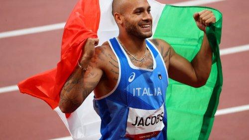 Abrahamson: World, Meet the Man: Lamont Marcell Jacobs, Jr., 100 Champion