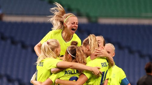 Sweden Doubles Up Australia, Stays Perfect in Women's Soccer