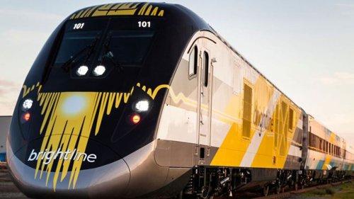 Brightline High-Speed Train Service to Resume Nov. 8