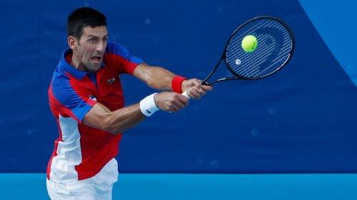 Novak Djokovic Rolls Into Olympic Semifinals With Win Over Kei Nishikori