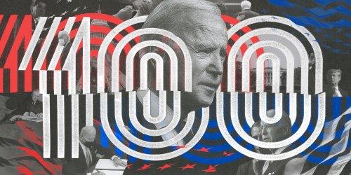 Biden's 100-day bet