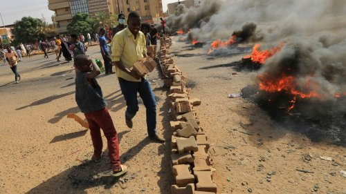 Sudan PM Held in Apparent Coup; General Declares Emergency
